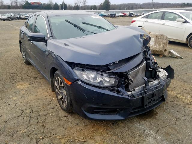 HONDA CIVIC 2016 0