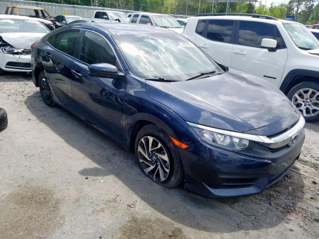 HONDA CIVIC 2018 0