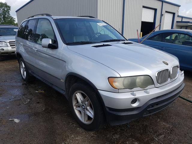 BMW X5 2002 0