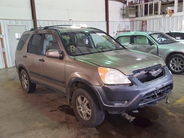 HONDA CRV 2002 0