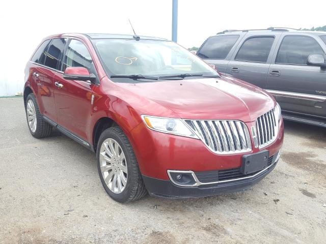 LINCOLN MKX 2013 0
