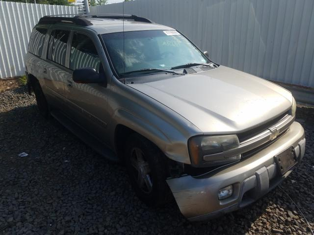 CHEVROLET TRAILBLAZE 2003 0