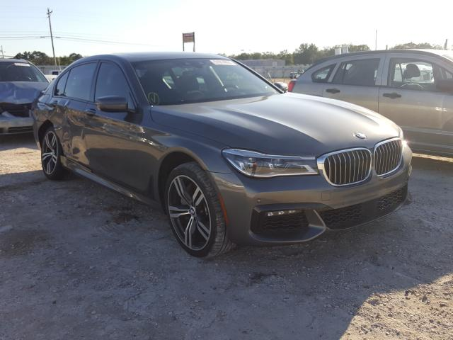 BMW 7 SERIES 2016 0