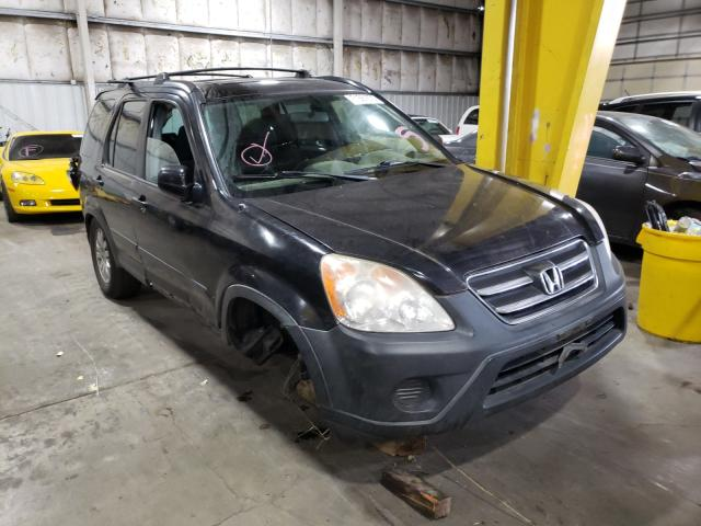 HONDA CRV 2005 0