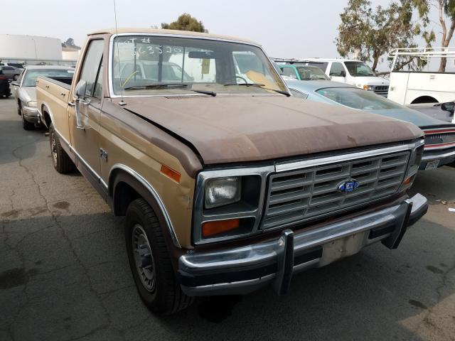 FORD F150 1983 0