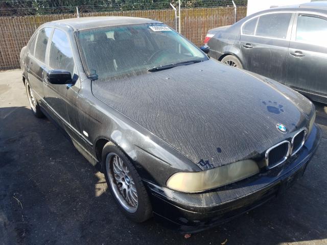 BMW 5 SERIES 2002 0